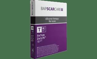 BAPSCARCARE T 5x7 cm